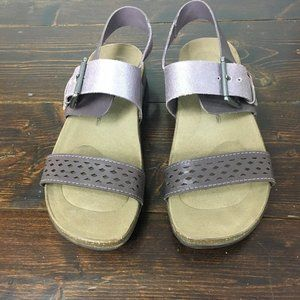 Rockport Total Motion Double Buckle Sandals